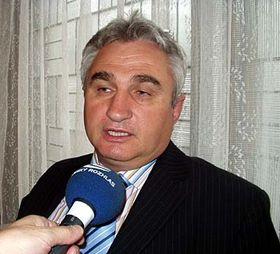 Předseda Českomoravské konfederace odborových svazů Milan Štěch, foto: Autor