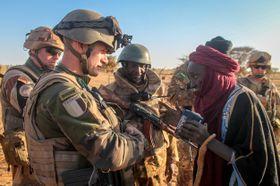 Soldats de l'armée française dans le Sud du Mali, photo: TM1972, CC BY-SA 4.0