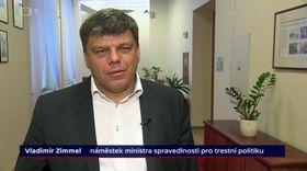 Vladimír Zimmell, foto: ČT