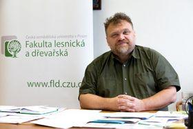 Marek Turčáni (Foto: Archiv der Tschechischen Landwirtschaftlichen Hochschule)