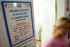 Служба занятости населения, Фото: Томаш Адамец, Чешское радио