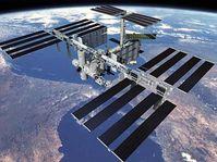 International Space Station, photo: members.nova.org