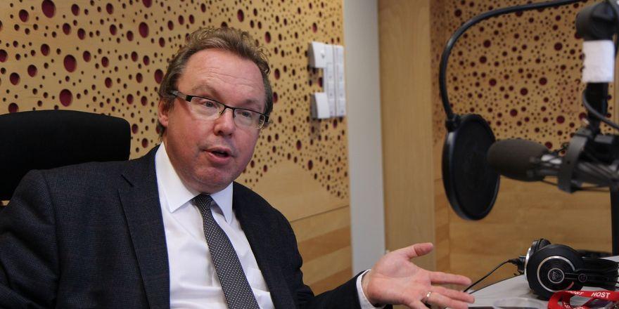 Martin Kovář, photo: Jan Bartoněk / Czech Radio
