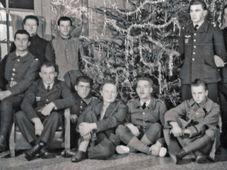 Vánoce v exilu, 1940