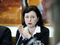 Věra Jourová, foto: Michaela Danelová, ČRo