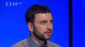 Pavel Barák, photo: Czech Television