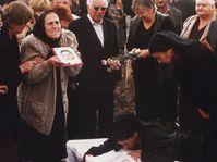'La douleur de Beslan' par Jan Rybar, photo: CTK