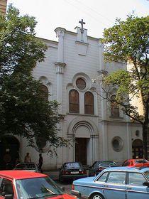 Карлинская синагога, ныне во владении Чехословацкой гуситской церкви, Фото: dezidor, CC BY 3.0