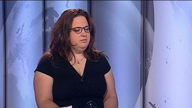 Magda Faltová, photo: Czech Television