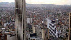 Dos Hombres en Bogotá