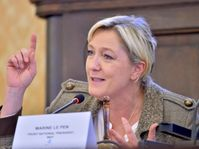 Marine Le Pen, photo: ČTK