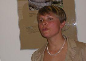 Радка Рубилина (Фото: Лорета Вашкова, Чешское радио - Радио Прага)