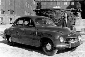 Automobilový průmysl vsocialistickém Československu reprezentovaly stejně jako dnes především škodovky, foto: archiv Škoda Auto