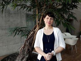 Наталья Волкова, фото: Эва Туречкова
