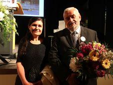 Zuzana Finger und Stanislav Děd (Foto: Martina Schneibergová)