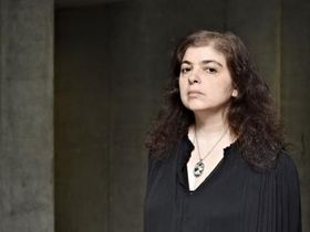 Mariana Enríquez, foto: Tomáš Vodňanský, ČRo