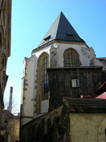Church of St. Anne (Prague Crossroads), photo: Adam Zivner, Creative Commons 3.0
