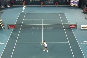 Berdych - Gasquet, foto: Canal YouTube de ACE Tennis Official