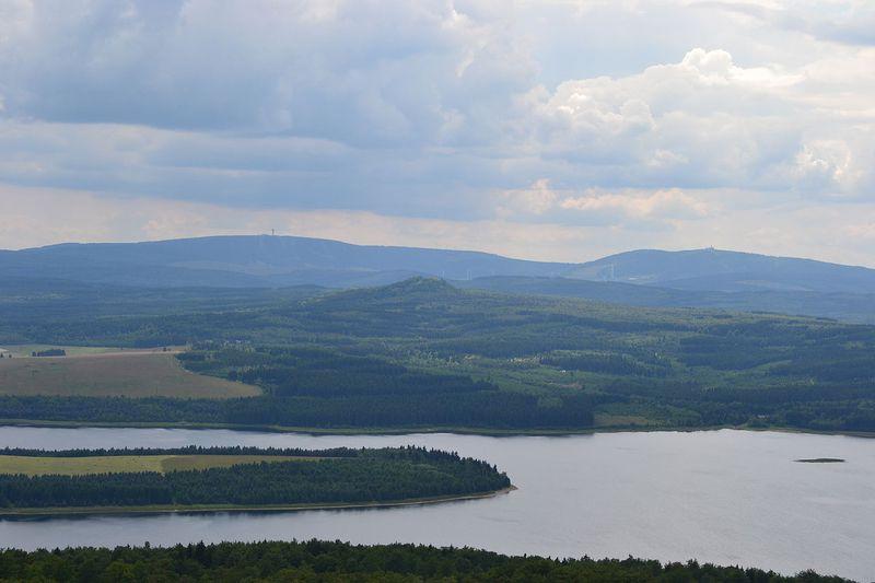 Крушные горы, фото: Benutzer:ch ivk, CC BY 3.0