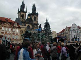 Староместская площадь в Праге (Фото: Ленка Жижкова)