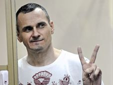 Oleg Sentsov, photo: ČTK/AP/STR