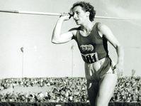 Dana Zátopková, photo: Ivana Roháčková, ASC Dukla