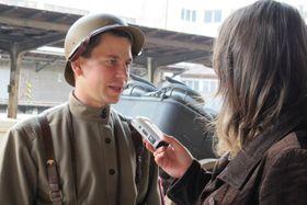Иржи Харфрейтаг (Фото: Кристина Макова, Чешское радио - Радио Прага)