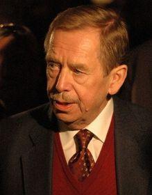 Václav Havel, foto: Tomáš Vodňanský, Archivo de ČRo
