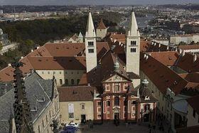 St.-Georgskloster auf der Prager Burg