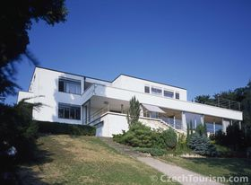 La villa Tugendhat, photo: CzechTourism