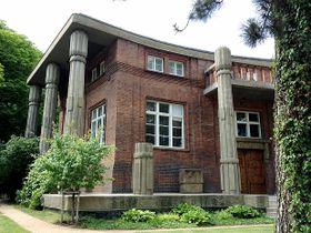 La villa Bílek, photo: Oleg Fetisov