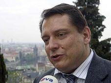 Premier Jiri Paroubek (Foto: CTK)
