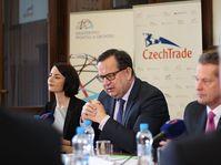 Jan Mládek, el Ministro de Industria y Comercio, foto: archivo de CzechTrade