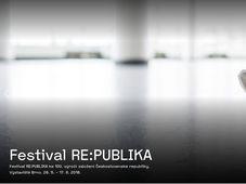 Festival Re:publika 1918-2018