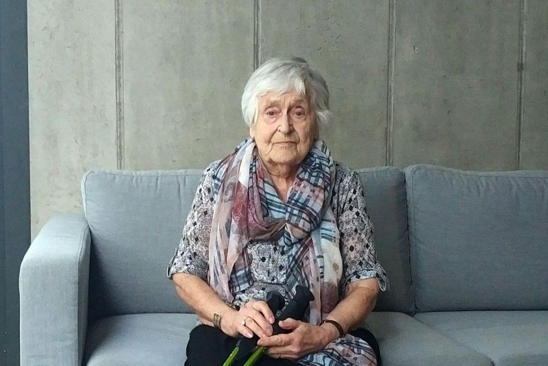 Лидия Тишлерова, фото: Богумила Рекова