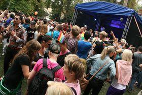 Концерт на Стршелецком острове, Фото: Мартин Страхонь, CC BY-SA 3.0