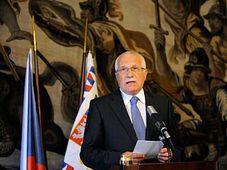 Václav Klaus, foto: ČTK