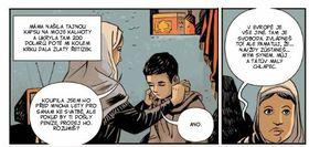 Комикс «Однажды мы опять встретимся, Санам», Фото: официальный сайт организации МЕТА