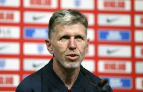 Jaroslav Šilhavý, photo: ČTK/AP/Steven Paston