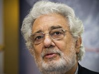 Plácido Domingo, photo: ČTK