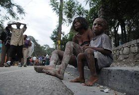 De nombreux Haïtiens se retrouvent maintenant sans abri, photo: CTK
