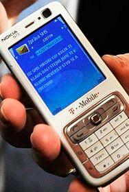 Mensaje SMS para la senadora Juřenčaková (Foto: CTK)