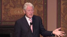 Bil Clinton, photo: YouTube