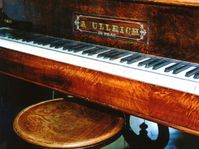 Le piano de Bedřich Smetana, photo: CzechTourisme
