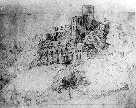 Střekov 1834, free domain