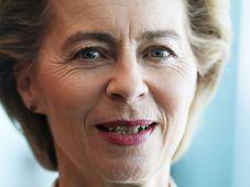 Ursula von der Leyen, photo: ČTK/AP/Markus Schreiber