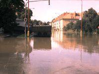 Uherské Hradiště, 1997, photo: Bohumil Blahuš, CC BY-SA 3.0