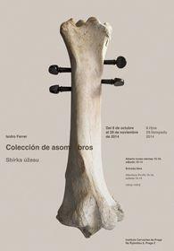 Colección de Asombros de Isidro Ferrer, foto: Instituto Cervantes