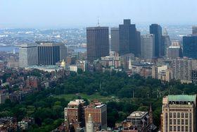 Бостон (Фото: Джеред С. Бенедикт, Wikimedia Creative Commons 3.0)