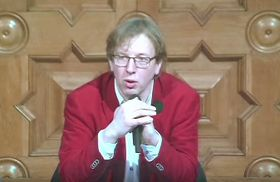 Laurent Demoulin, photo: YouTube